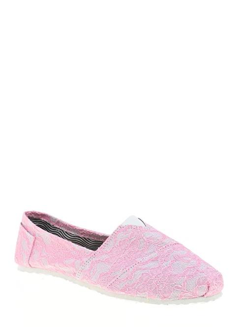 Let'z Ayakkabı Pembe